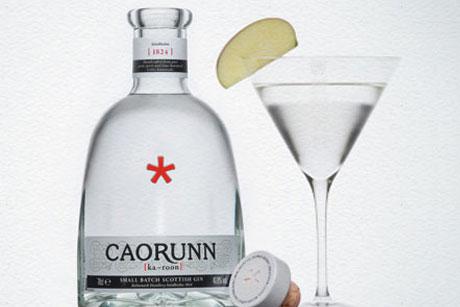 Caorunn: ThaiBev gin brand