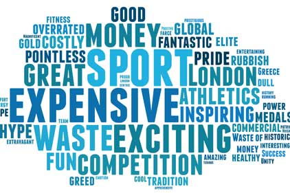 OnePoll: the public's view of the Olympics