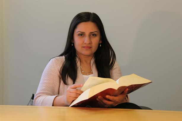 Ruzanna Martirosyan: PR and digital manager at Media Reach