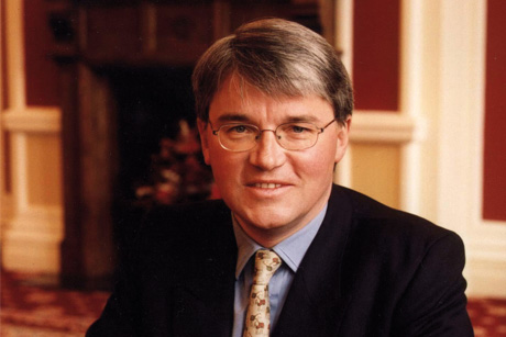 Whipping boy: Andrew Mitchell