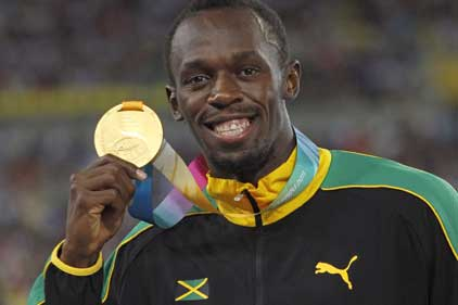Usain Bolt: Puma deal biggest in athletics history (Rex Features)