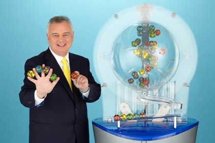 Health Lottery: hosted by Eamonn Holmes