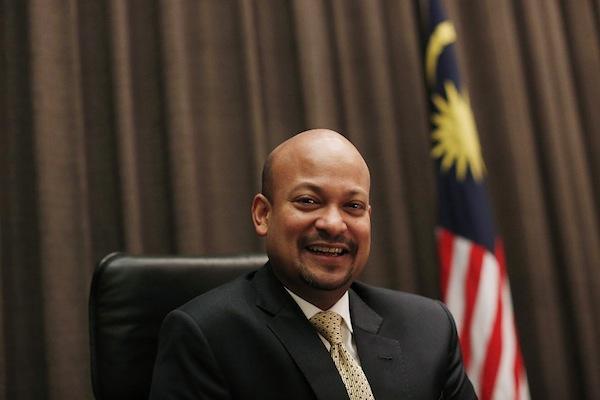 Arul Kanda, 1MDB president
