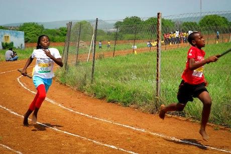 In the running: World Marathon Challenge