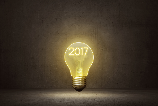 What do 17 PR professionals think will happen in 2017 – in 17 words? (©ThinkstockPhotos)