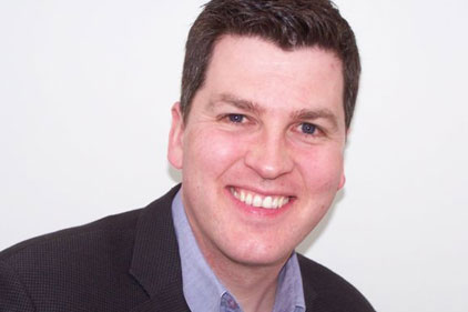 Newly appointed: Paul Maguire