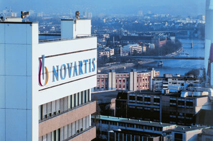 Novartis: headquarters in Switzerland
