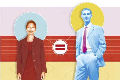 PR salaries: gender divide