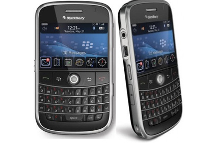 Good Relations: Blackberry brief across UK and Europe