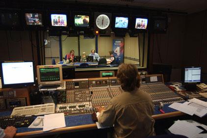 Most influential form of media: radio