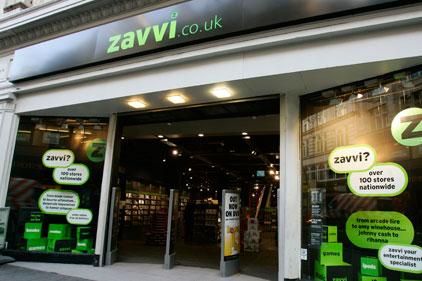 Consumer relaunch: Zavvi