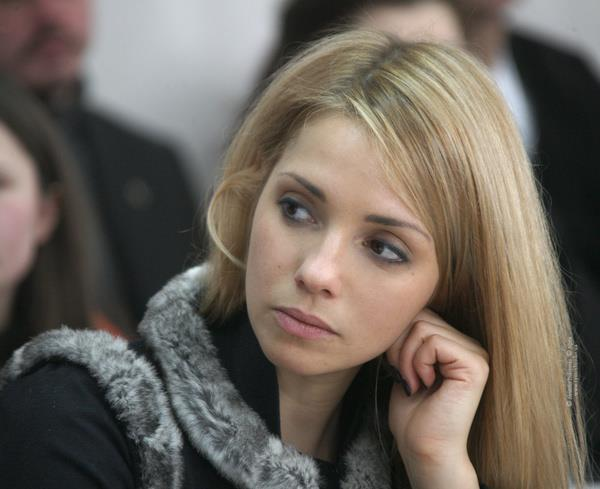 Eugenia Tymoshenko: hires Hillgrove PR to highlight mother's plight