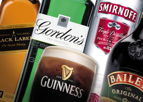 Diageo: Started hunt for UK b2b agency