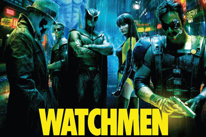 Watchmen: forthcoming Blu-ray title