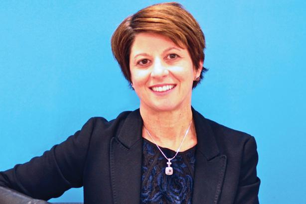 360 Public Relations CEO Laura Tomasetti