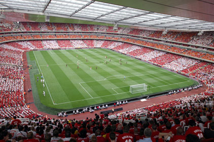 Fundraising: Arsenal has been tipped to join the growing list of UK companies launching rights issues