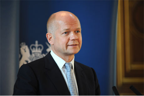 Hague: Faced questions over spying