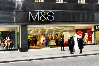Marks & Spencer: brand power