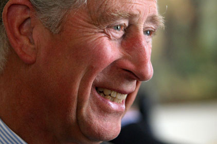 Prince Charles: a tight ship?