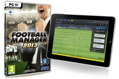 High profile: Football Manager is a prestigious comms account