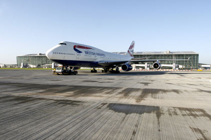 Airlines back Heathrow expansion