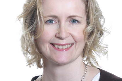 Newly appointed: Amanda Callaghan
