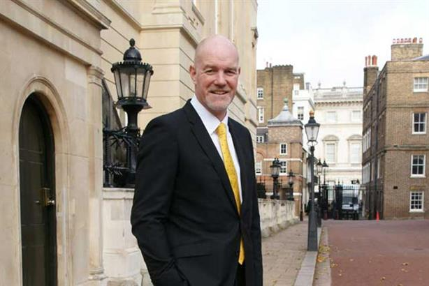 PR Professional of the Year: Paddy Harverson, Comms secretary, Clarence House