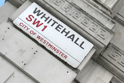 Uncertainty: Whitehall preparing for several scenarios
