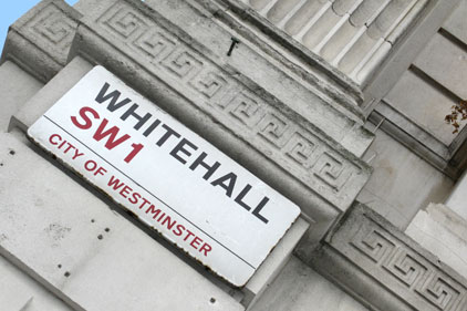 Whitehall: comms shake-up