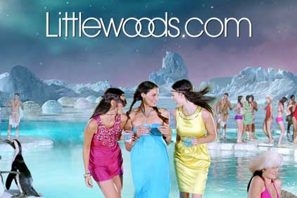 Shine called in for awards brief: Littlewoods.com