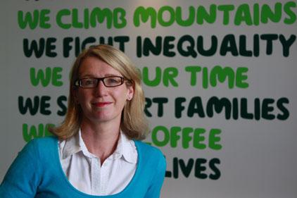 No to pro bono: Macmillan Cancer Support's Lynda Thomas
