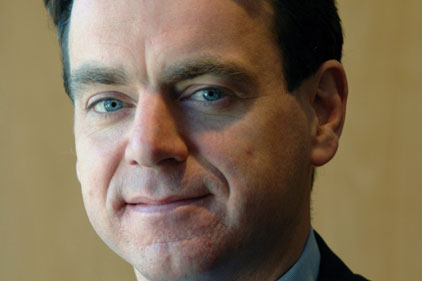 Edward Funnell: moving to BIS