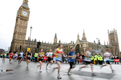 London Marathon: charity brief