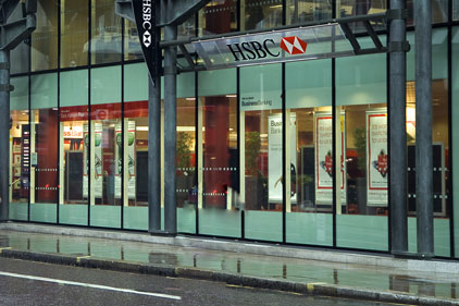 HSBC: hands financial PR account to FD