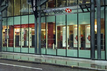 HSBC: hands financial PR account to FD