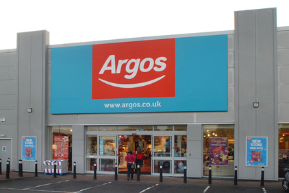 Argos: Owned by Home Retail