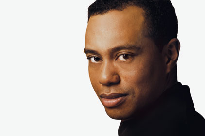 New support: Tiger Woods