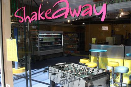 ShakeAway: expansion plans