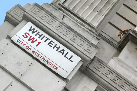 Whitehall: Two comms professionals to exit (Credit: Ian Bottle)