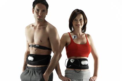 Slendertone: fitness equipment