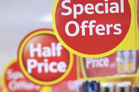 Tesco: price battle