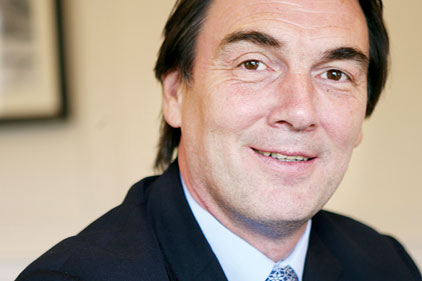Alan Parker: Brunswick chairman