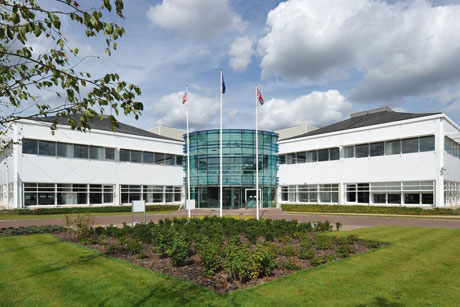 Agency appointment: Celgene's UK headquarters in Uxbridge