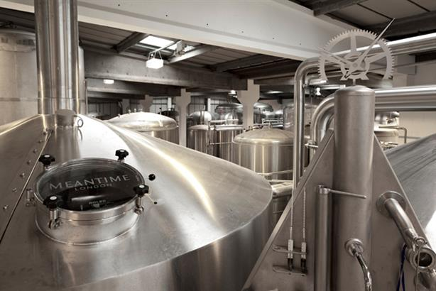 Meantime Brewing: is doubling production in 2012