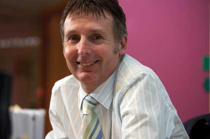 Nick Wright: 'Transfer of skills'