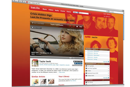 Last.fm: appoints Propeller PR as agency