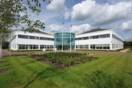 Celgene's UK base in Uxbridge