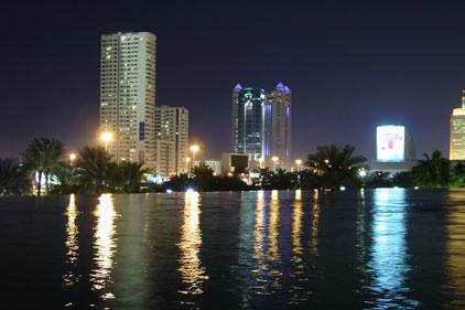 Dubai: Replacing Finsbury with Brunswick