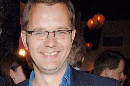 Andy Coulson: Tory comms chief