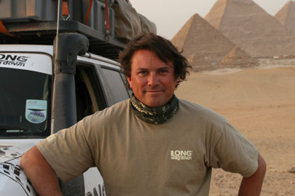 Big Earth's Russ Malkin launches adventure travel site